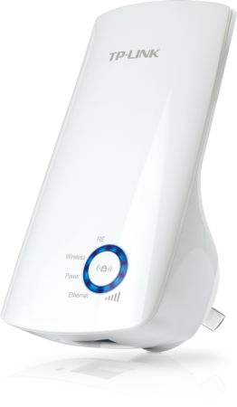 TP-LINK ROUTER WIRELESS EXTENDER COVERAGE (TL-WA850RE)
