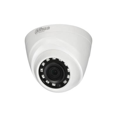 DAHUA HDCVI CAM EYEBALL HDW1200RP-S3 2MP INDOOR IR 20MTS 12V