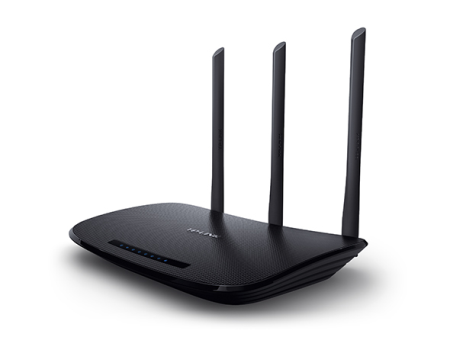 TP-LINK ROUTER WIRELESS N 450MBPS (TL-WR940N)