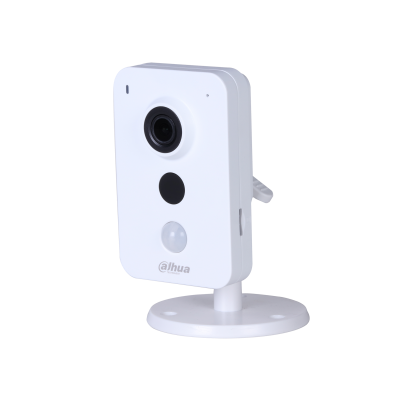 DAHUA IP CAM WIFI IPC-K35P 3MP IR 10 MTS SD PIR S/FUENTE 12V 1A