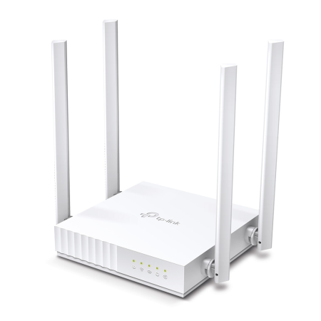 TP-LINK ROUTER WIRELESS AC DUAL BAND (ARCHER C20)